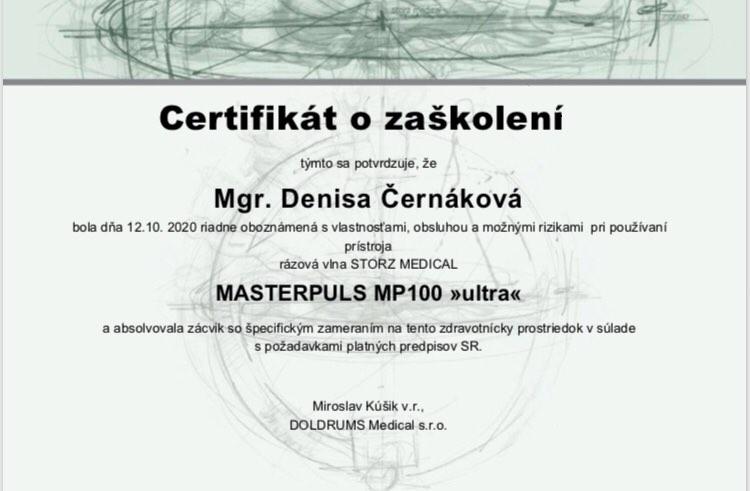 Picture of Rázová vlna Storz Medical
