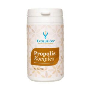Propolis je považovaný za prírodné antibiotikum v ľudovom liečiteľstve a je jedným z najefektívnejších posilňovacích, preventívnych a hojivých prostriedkov prírody. Hodnotný komplex propolisu obsahuje aj kurkumu, bioflavonoidy a vzácnu materskú kašičku.